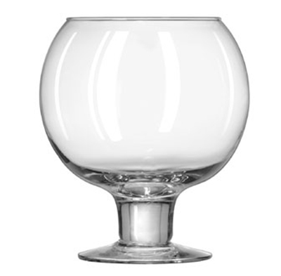 Libbey Glass 3408 51-oz Super Globe Glass - Safedge R