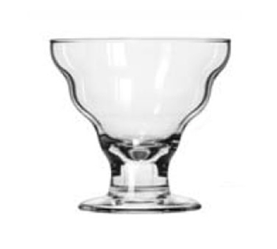 Libbey Glass 3419 12-oz Splash Dessert Glass - Safedge Rim & Foot