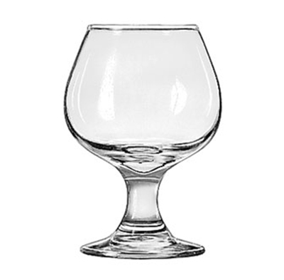 Libbey Glass 3702 5.5-oz Embassy Brandy Glass - Safedge Rim & Foot Guarantee