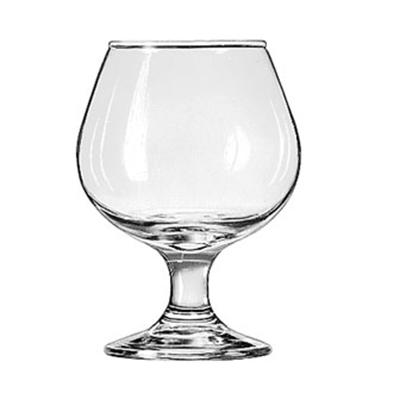 Libbey Glass 3704 9.25-oz Embassy Brandy Glass - Safedge Rim & Foot Guarantee