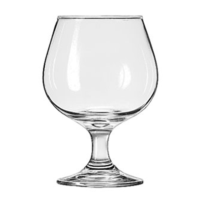 Libbey Glass 3705 11.5-oz Embassy Brandy Glass - Safedge Rim & Foot Guarantee