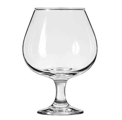 Libbey Glass 3709 22-oz Embassy Brandy Glass - Safedge Rim & Foot Guarantee