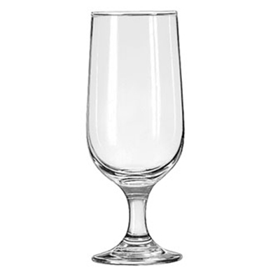 Libbey Glass 3730 14-oz Embassy Beer Glass - Safedge