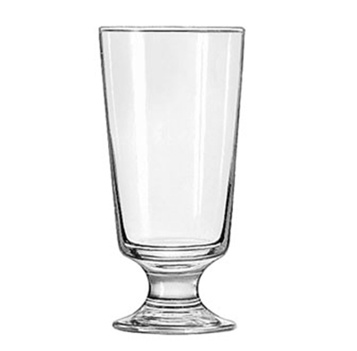 Libbey Glass 3737 10-oz Embassy Hi-Ball Glass - Safedge Rim & Fo