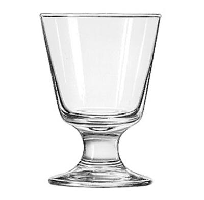 Libbey Glass 3747 7-oz Embassy Rocks Glass - Safedge Rim & Foot