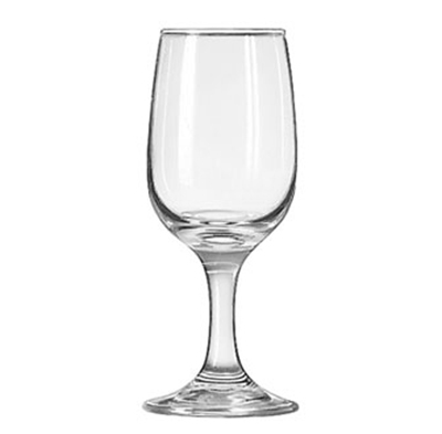 Libbey Glass 3766 6.5-oz Embassy Wine Glass - Safedge Rim & Foot Guarantee