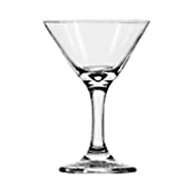 Libbey Glass 3771 5-oz Embassy Cocktail Glass - Safedge Rim & Foot Guar