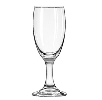 Libbey Glass 3775 4.5-oz Embassy Whiskey Sour Glass - Safedge Rim & F