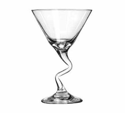 Libbey Glass 37799 9.25-oz Z-Stem Martini Glass