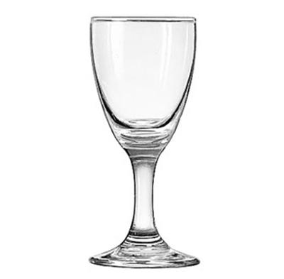 Libbey Glass 3788 3-oz Embassy Sherry Glass - Safedge Rim & Foot G