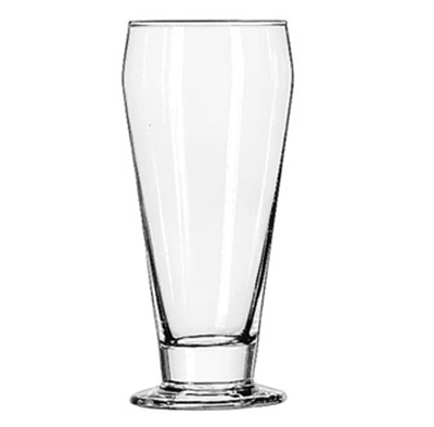 Libbey Glass 3812 12-oz Ale Glass - Safedge Rim & Foot Gu