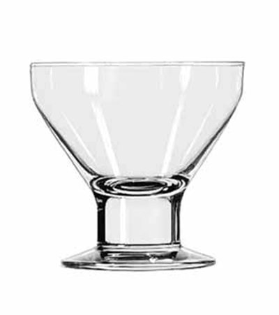 Libbey Glass 3825 10-oz Catalina Dessert Glass -
