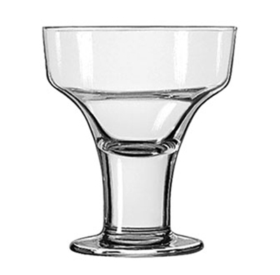 Libbey Glass 3827 12-oz Catalina Margarita Dessert Glass - Safedge Rim & Foot