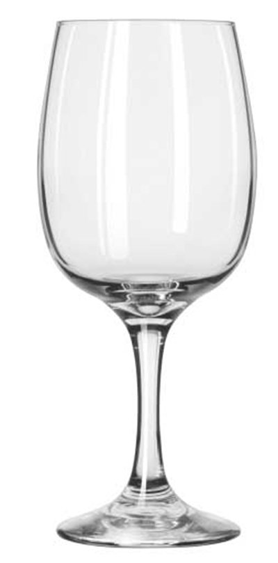 Libbey Glass 3834 16-oz Sonoma Finedge Rim Wine Glass
