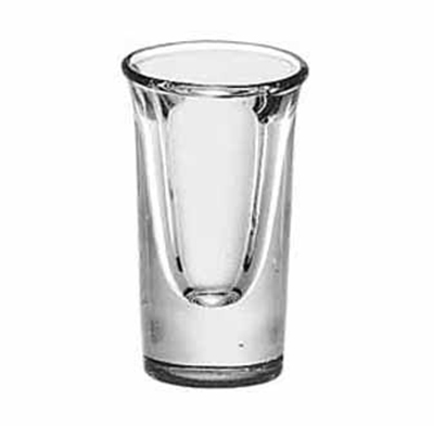 Libbey Glass 5030 .75-oz Tall Whiskey Shot Glass