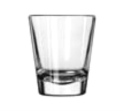 Libbey Glass 5114 1.75-oz Whiskey Shot Glass