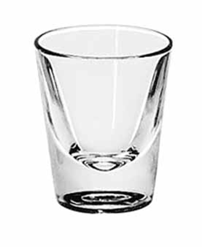 Libbey Glass 5120 1.5-oz Whiskey Shot Glass