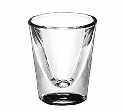 Libbey Glass 5122 1-oz Whiskey Shot Glass