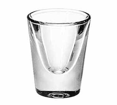 Libbey Glass 5128 .87-oz Whiskey Shot Glass