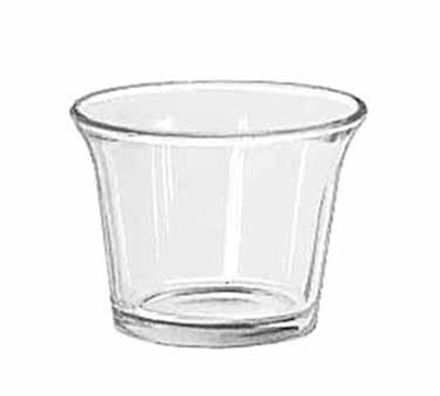Libbey Glass 5160 2.25-oz Glass Oyster Cocktail Dish Mini-Dessert