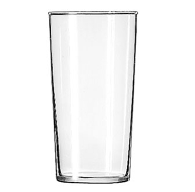Libbey Glass 51 12.5-oz Straight Sided Iced Tea Glass - Safedg