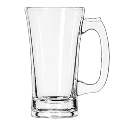 Libbey Glass 5202 10-oz Flared Mug
