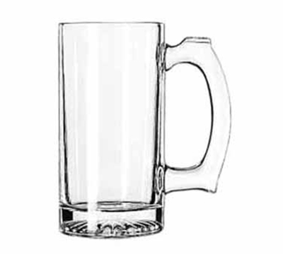 Libbey Glass 5273 12-oz Handled Mug