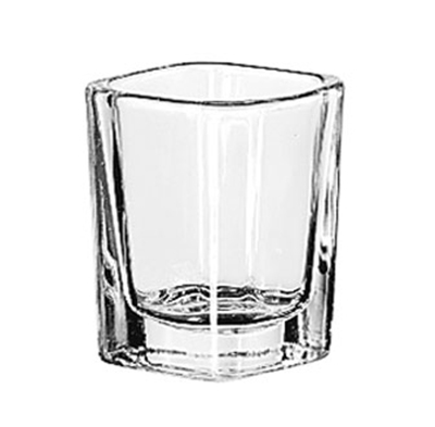 Libbey Glass 5277 2-oz Prism Shot Glass