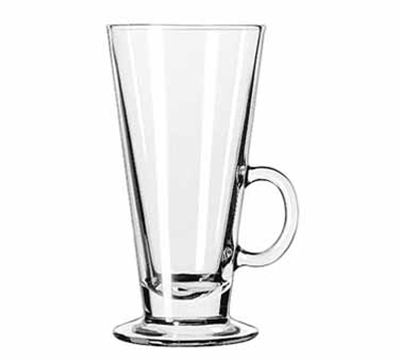 Libbey Glass 5293 8.5-oz Catalina Irish Coffee Dessert Mug - Handle