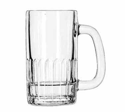 Libbey Glass 5309 12-oz Mug - Handle