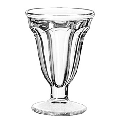 Libbey Glass 5315 6.25-oz Glass Sundae Dish