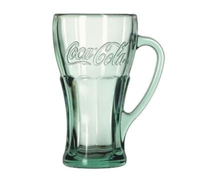 Libbey Glass 5705CC 14.5-oz Coca Cola Genuine Mug