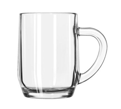 Libbey Glass 5724 10-oz All-Purpose Glass Mug