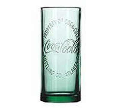 Libbey Glass 5732CC 16.5-oz Hutchison Coca-Cola Cooler Glass