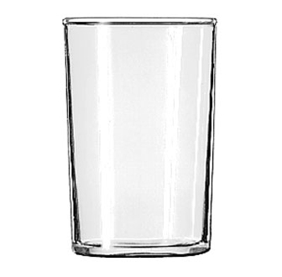 Libbey Glass 58 Straight Sided Seltz