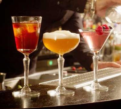Libbey Glass 601404 6.5-oz Speakeasy Martini Glass