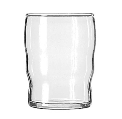 Libbey Glass 618HT 8-oz Governor Clinton Beverage Glass - Safedge Rim
