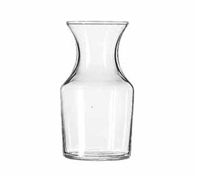 Libbey Glass 719 8.5-oz Glass Cocktail Decanter Bud Vase