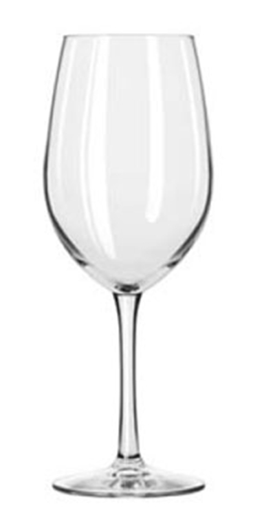 Libbey Glass 7519SR 12-oz Briossa Wine Glass - Sheer Rim