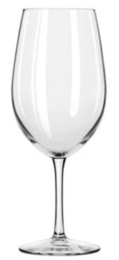 Libbey Glass 7521SR 22-oz Briossa Wine Glass - Sheer Rim