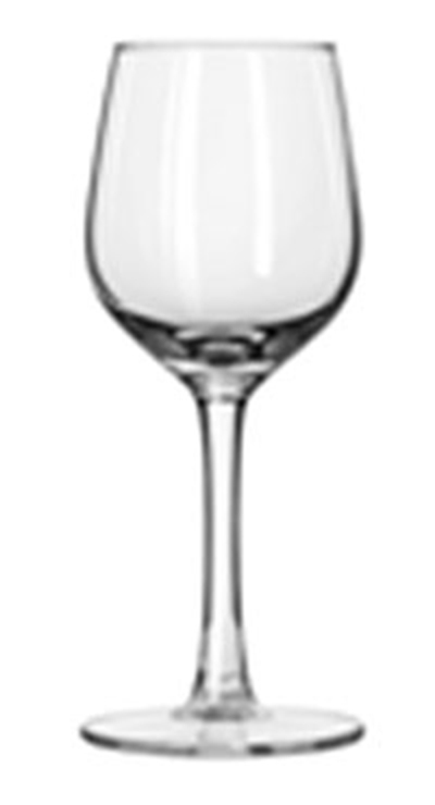 Libbey Glass 7530 8.5-oz Reserve Wine Glass - Finedge Rim