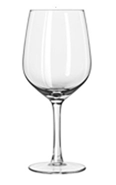 Libbey Glass 7534 19.75-oz Reserve Wine Glass - Finedge Rim