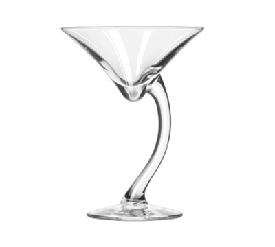 Libbey Glass 7700 6.75-oz Bravura Martini Glass