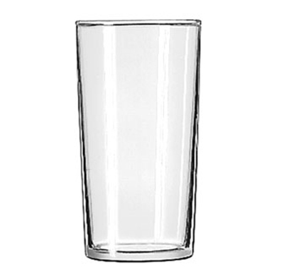 Libbey Glass 77 Straight Sided Split Glass w/ Safedge Rim Guara