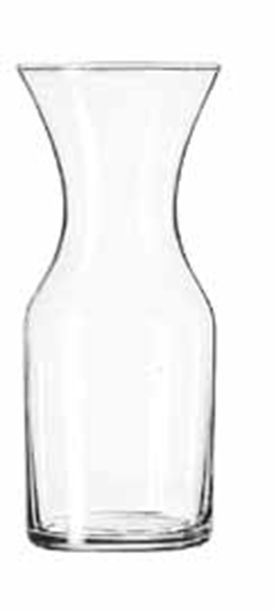 Libbey Glass 789 21.25-oz Decanter