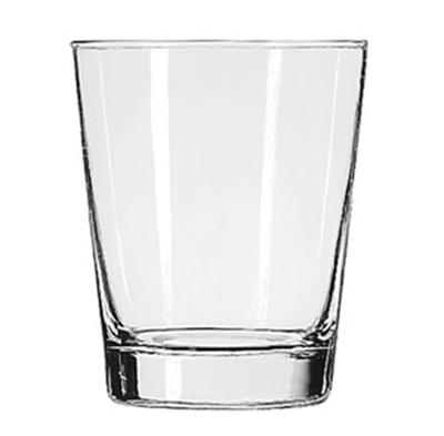Libbey Glass 816CD 15-oz Heavy Base Double Old Fashioned Glass - Finedge