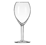 Libbey Glass 8412 12-oz Citation Gourmet Tall Wine Glass - Safedge Rim Guarantee