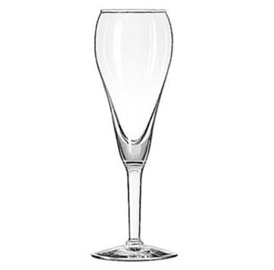 Libbey Glass 8477 6-oz Citation Gourmet Tulip Champagne Glass - Safedge Rim