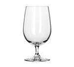 Libbey Glass 8513SR 16-oz Briossa Water Goblet - Sheer Rim