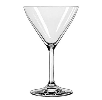 Libbey Glass 8555SR 7.5-oz Bristol Valley Cocktail Glass - Sheer Rim